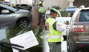 traffic fines black points